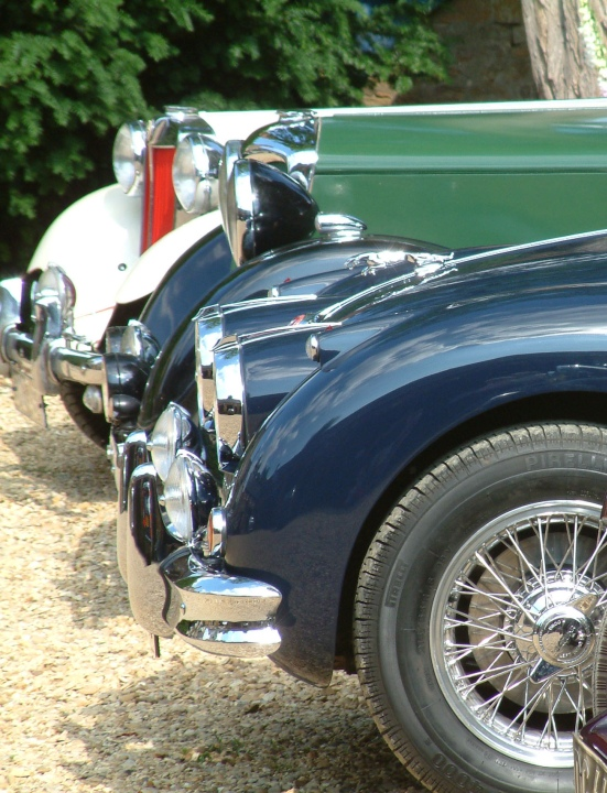 Somersets Festival Of Transport Show - Show car transport