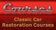 Car Restoration Courses